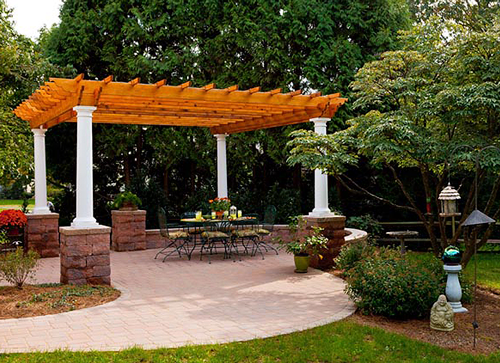 Pergola and Patio Project