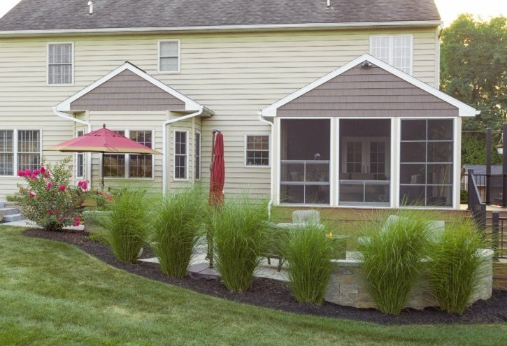 Multi-level outdoor living space Ephrata, PA