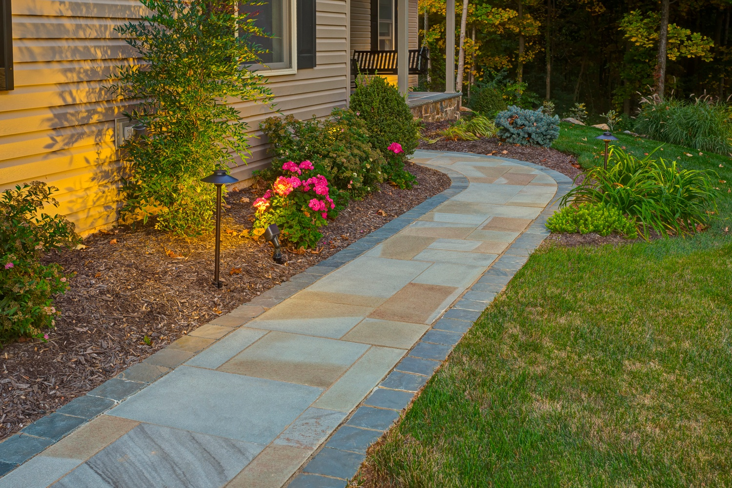 How much does landscape lighting cost for your Reading York or Lancaster PA property & How Much Does Landscape Lighting Cost? Upfront and On-Going Costs ...