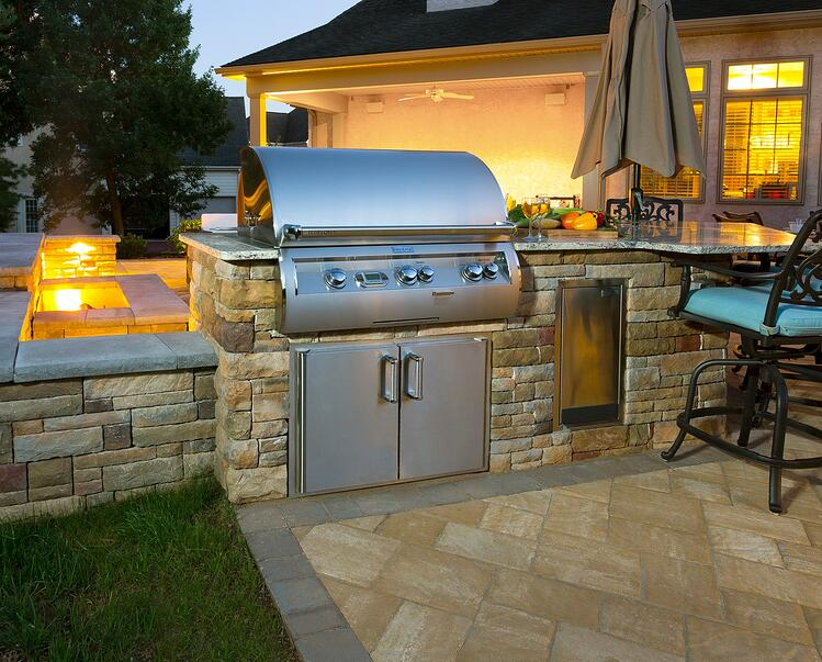 check out the hottest outdoor kitchen design ideas for your reading or lancaster pa home - Outdoor Grill Design Ideas