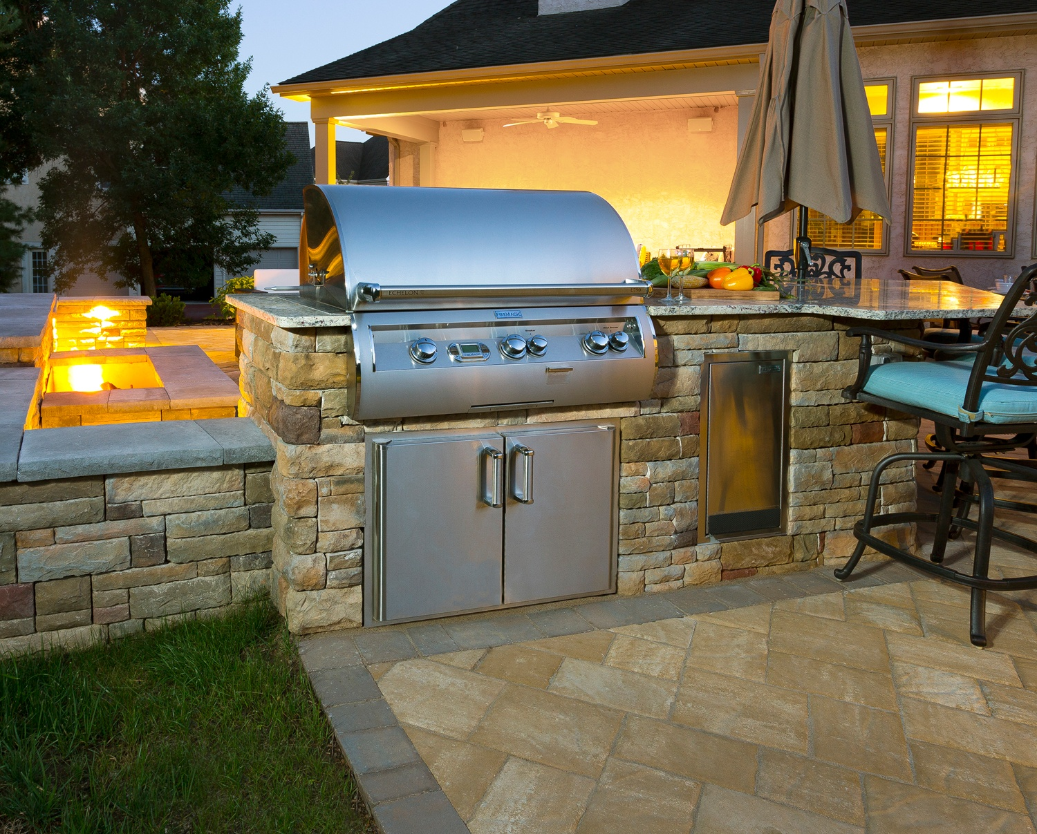 Outdoor Kitchen Grills And Built In Grill Reviews For Harrisburg, York, U0026  Lancaster,
