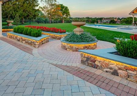 Landscape designer and landscape architect for Lancaster, PA, Hersey, York,  Reading. - Landscape Design And Architecture Lancaster PA Earth, Turf, & Wood