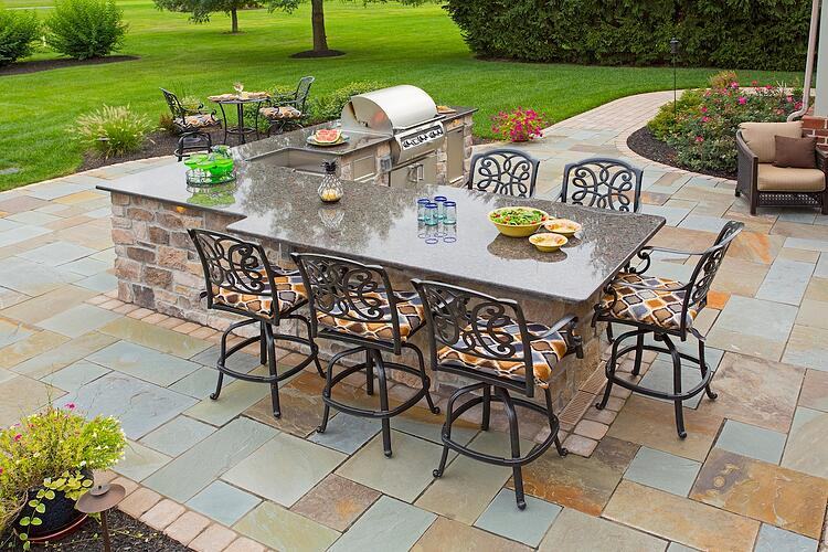 How Much Does An Outdoor Kitchen Cost? Prices To Expect In