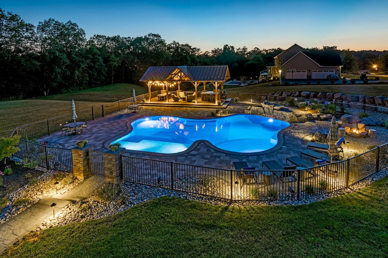 pool-patio-pavilion-fence-lighting-1