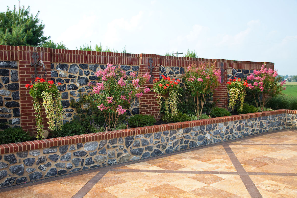 natural stone and pavers