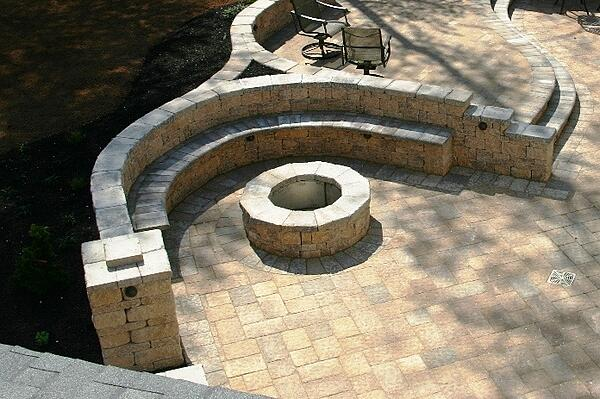 The Burning Question An Outdoor Fireplace Vs A Fire Pit