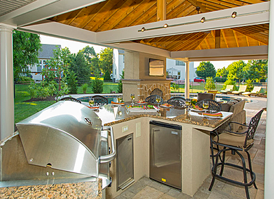 the 10 hottest outdoor kitchen design ideas for your dream backyard - Outdoor Grill Design Ideas