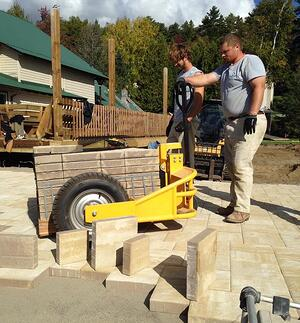 Landscaping and hardscaping jobs in Reading and Lancaster, PA