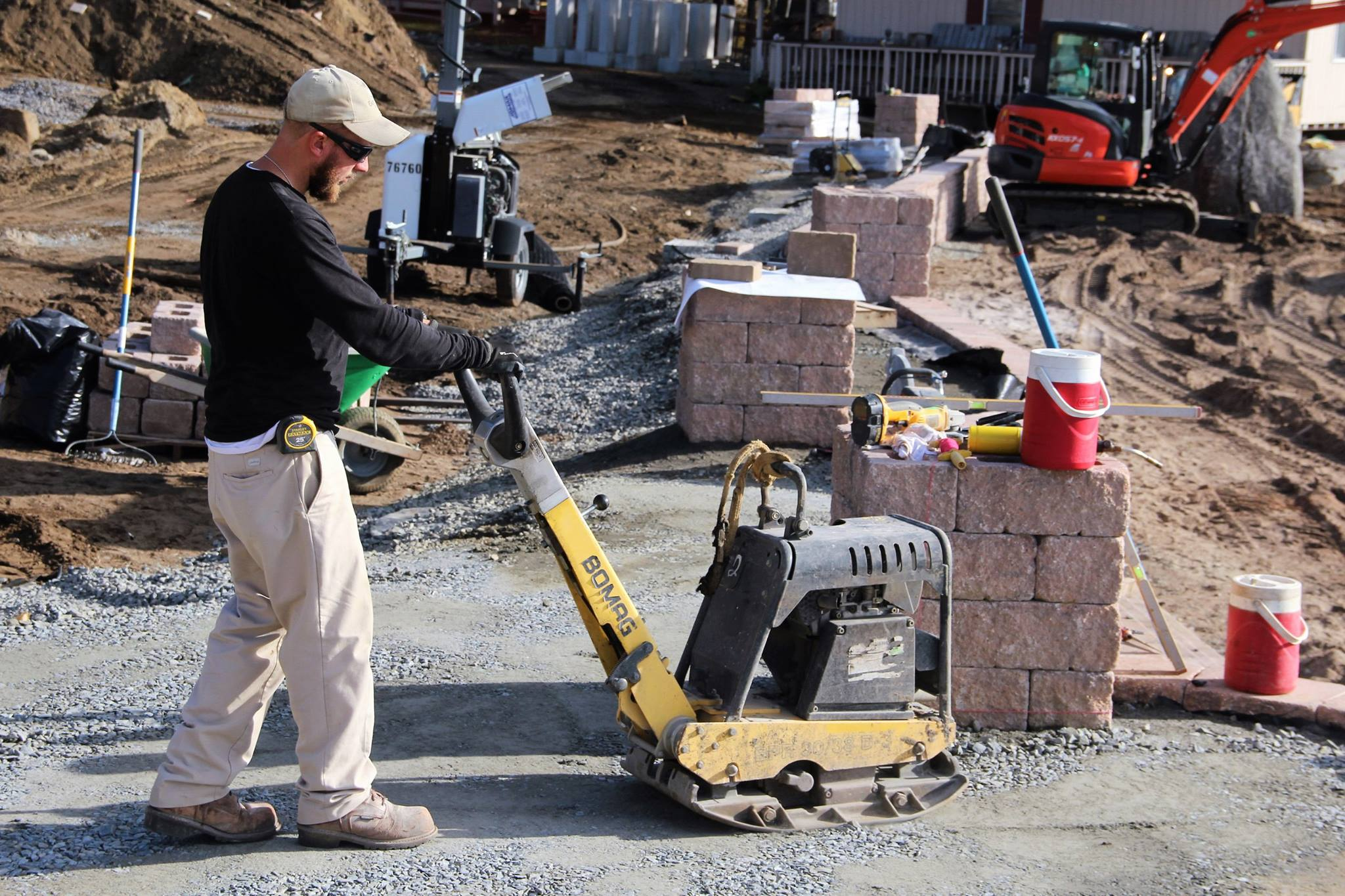 Find landscaping and hardscaping jobs in Reading and Lancaster, PA