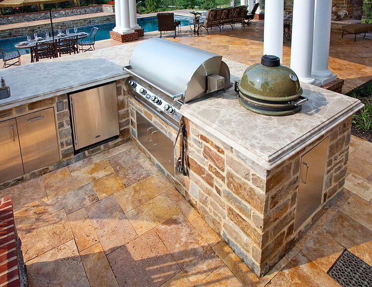 outdoor kitchen designs with smoker. Check out the hottest outdoor kitchen design ideas for your Reading or  Lancaster PA home The 10 Hottest Outdoor Kitchen Design Ideas Your Dream Backyard