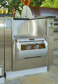 9 of the Coolest Outdoor Kitchen Appliances We\'ve Installed