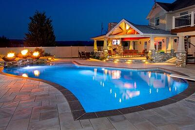 Smart design steps when talking to pool builders or contractors in Lancaster, PA