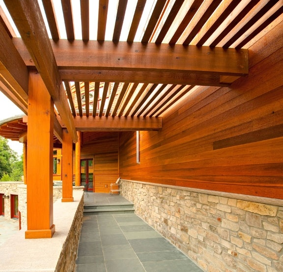 Check out these pergola landscape pavilion design ideas for your Lancaster, PA home.