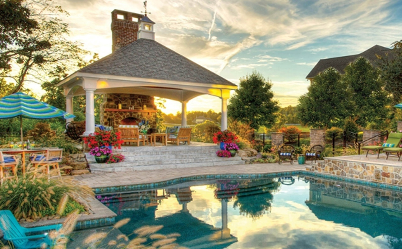 Landscape design and architecture for Reading, Hershey, York or Lancaster, PA homes.