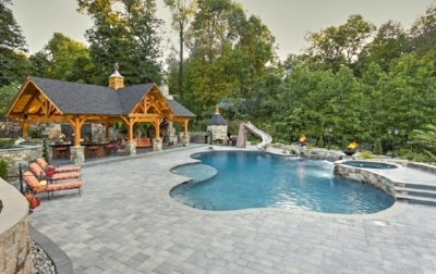 Patio and walkway contractors in Lancaster, PA and Hersey, Lebanon, Reading and York.
