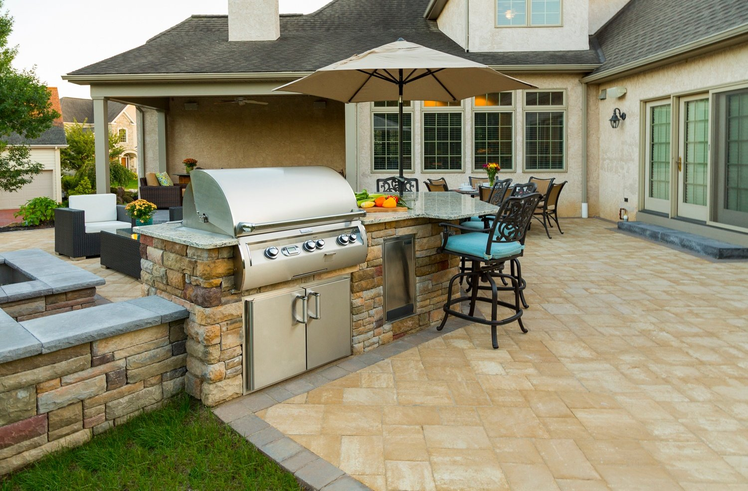 How Much Does an Outdoor Kitchen Cost? Prices to Expect in Lancaster, Reading, York, and Hershey, PA
