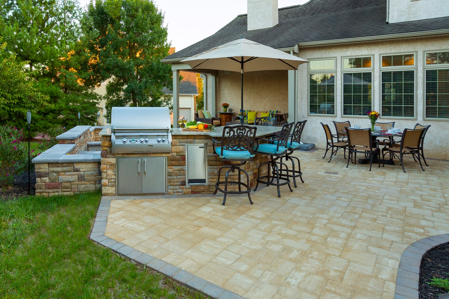 Patios and Walkways | Lancaster PA | Earth, Turf, \u0026 Wood