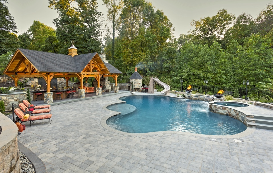 Residential Landscape Design Fees : How much does residential landscape design cost in lancaster pa