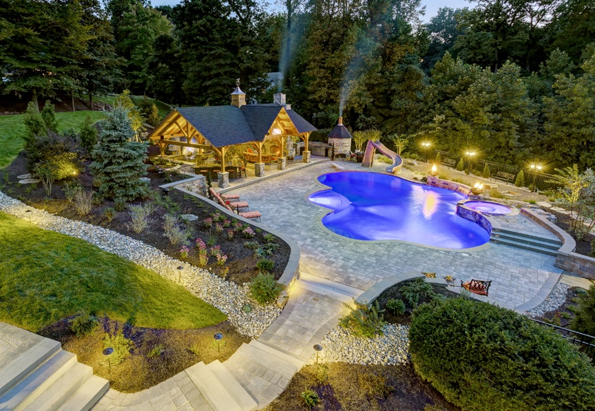 The 3 Best Ways that Landscape Lighting Can Improve Your Property