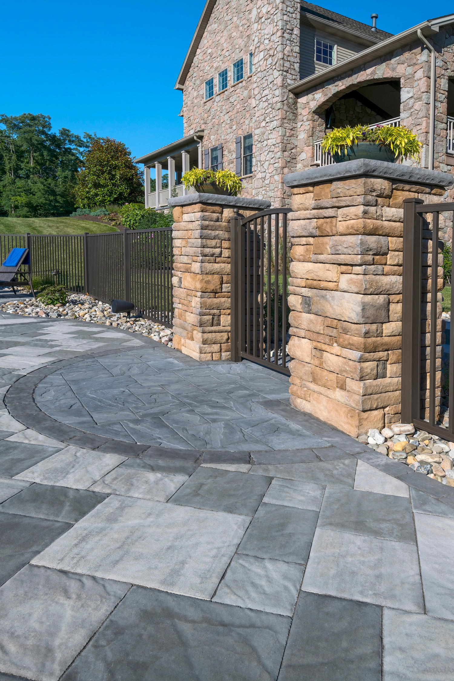 New Landscape Design Trends: The New Pavers Perfect for Your Patio