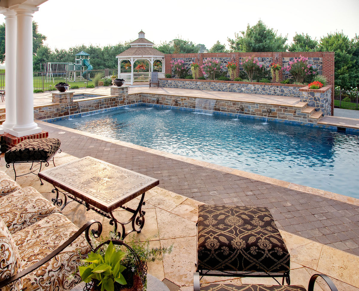 Case Study: Manheim, PA Landscaping - From Blank Slate to Backyard Resort