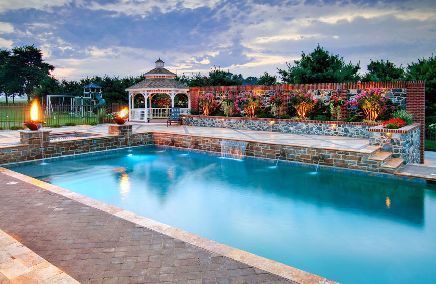 12 Design Essentials That Pool Companies in Lancaster, PA Often Don't Include