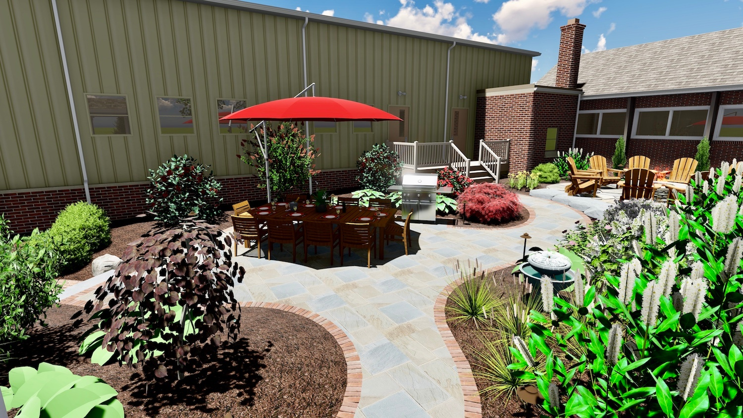 Important Considerations and Design Ideas for Landscaping Church Grounds