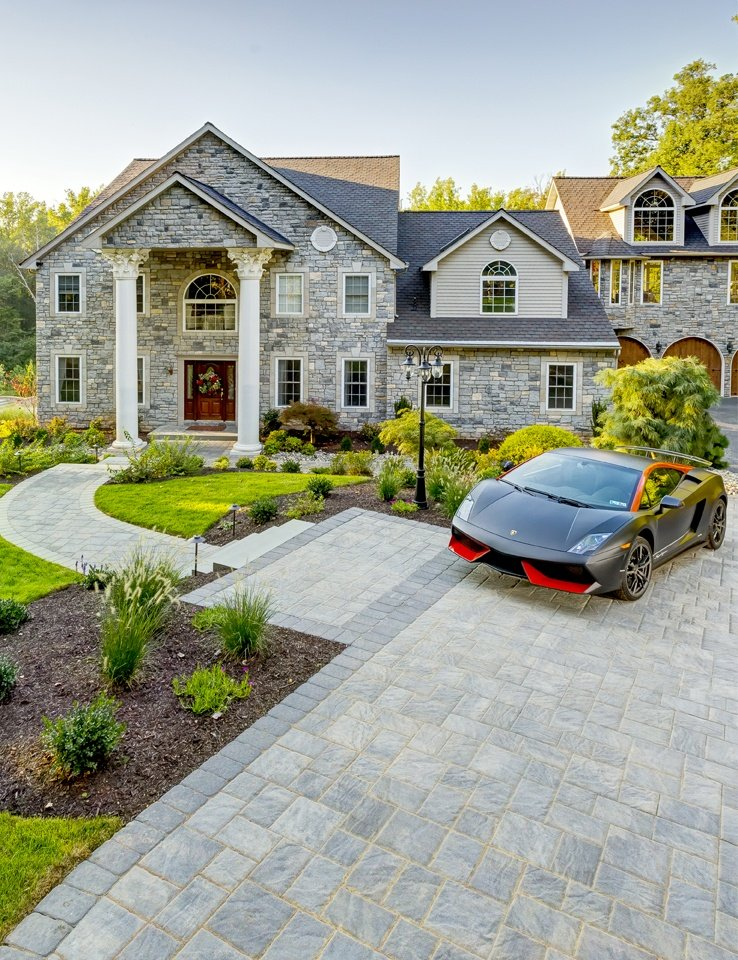 Paver Driveways: A Worthy Upgrade for Your Home in Lancaster, Hershey, or Reading, PA
