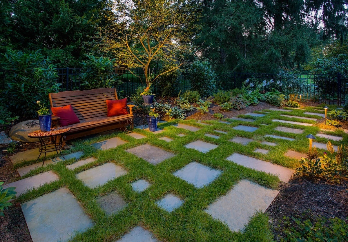 Creating a Secluded Backyard Oasis with Privacy Trees & Shrubs