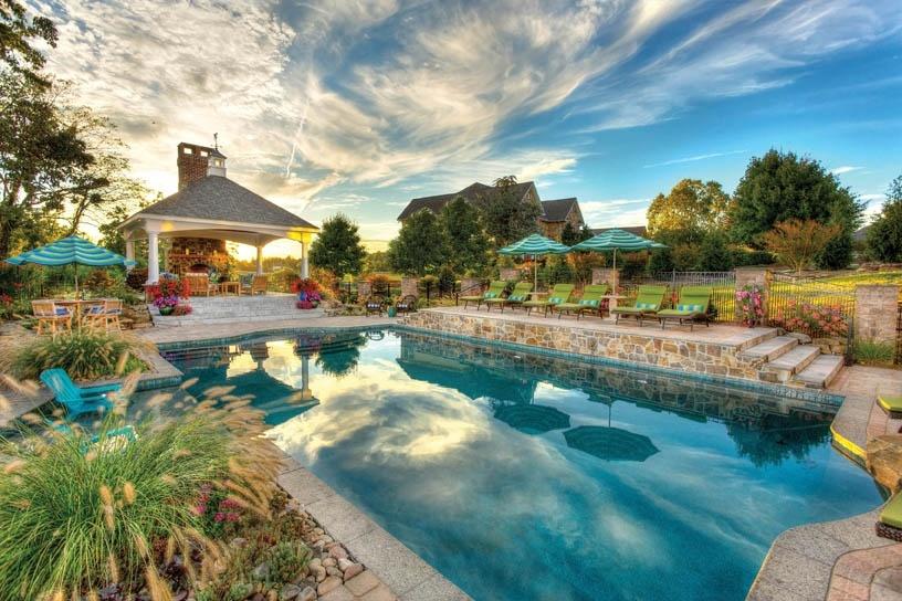 Case Study: York, PA Landscaping & Pool Design Masterpiece